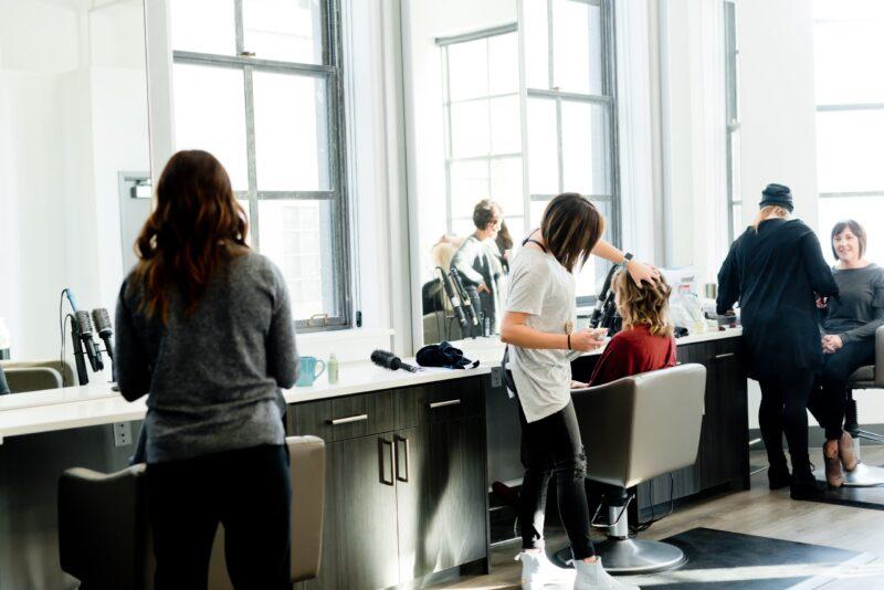 ルプルプと美容院を併用する時の注意点